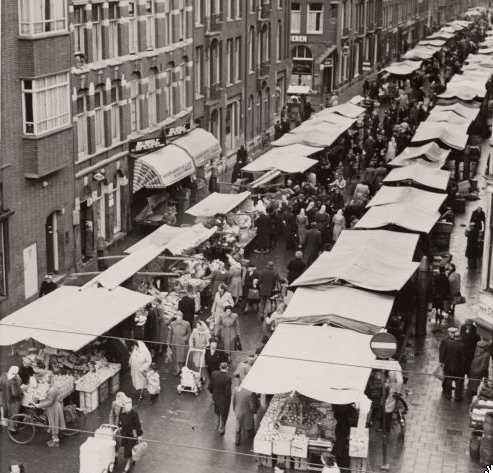Streetmarket 1 Ten Catestraat
